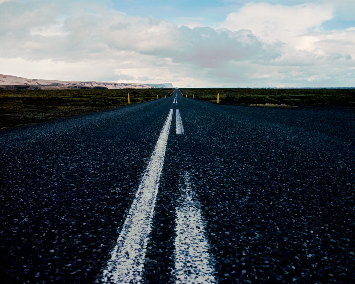 Road No.1 (south), Iceland